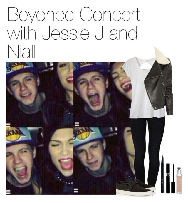 """Beyonce Concert with Jessie J and Niall"" by liamismybabe ❤ liked on Polyvore featuring True Religion, prAna, Common Projects, Acne Studios, Bobbi Brown Cosmetics, Sisley Paris, Christian Dior, women's clothing, women and female"