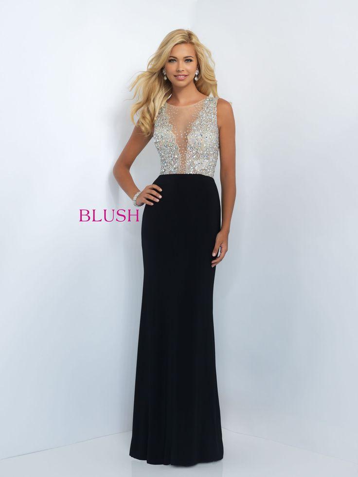 Blush Prom 11009 Black