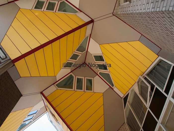 Rotterdam - these cube houses are wild - took a tour once and they would be neat to live in!