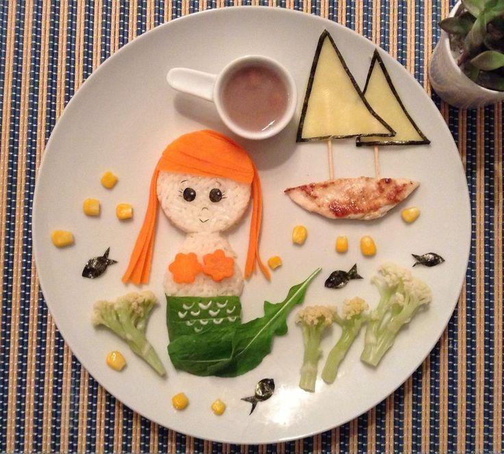 Brazilian Mom Quits Academic Career To Prepare Creative Dishes | Bored Panda