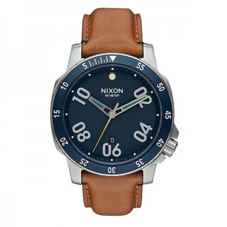 A5082186 Nixon Ranger Leather  Visit our store: www.watchworldindonesia.com