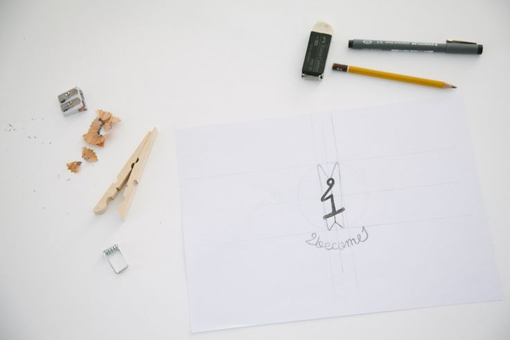 2become1 Logo Design in Stop Motion