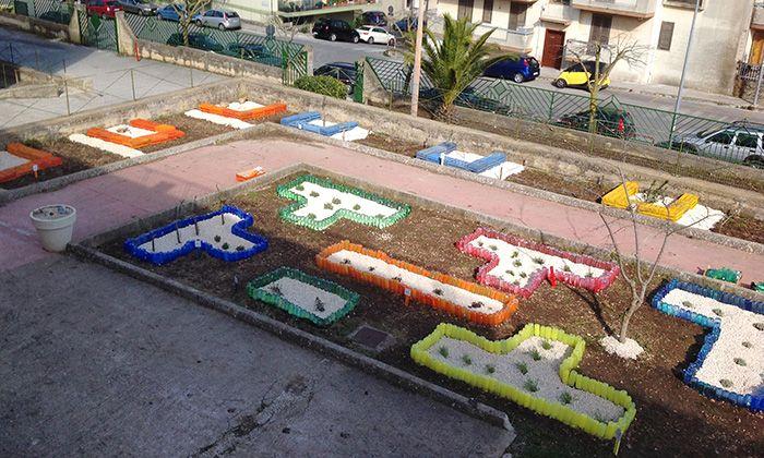 _COLTIVARE SORRISI_ il progetto di un #giardino #didattico a Ragusa in Sicilia http://www.nipmagazine.it/blog/176/coltivare-sorrisi
