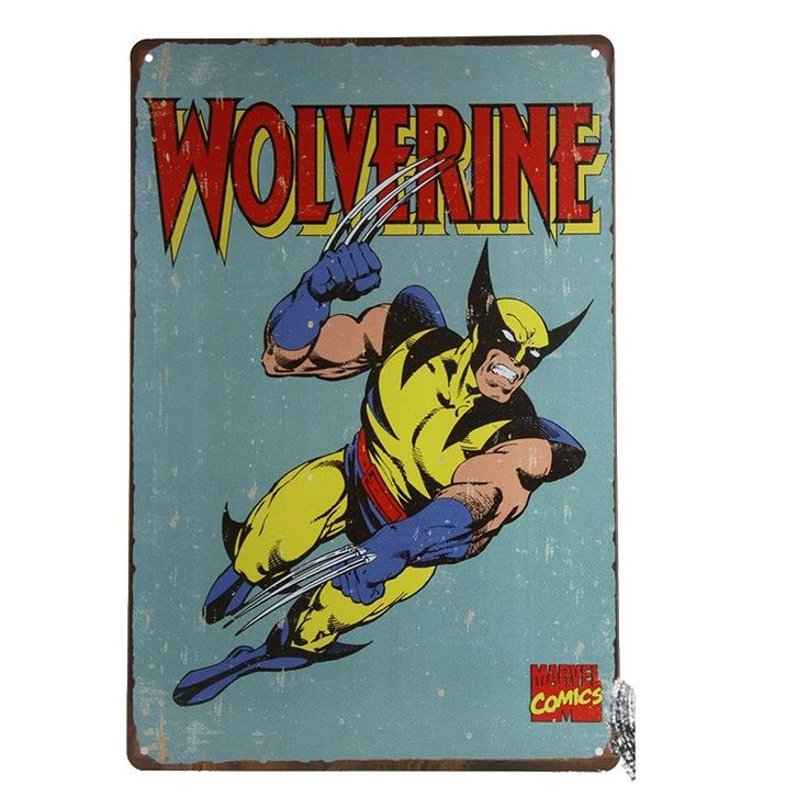 Marvel Wolverine Iron Plate  //Price: $13.29 & FREE Shipping //   http://www.themarvelworld.com/marvel-wolverine-iron-plate/    #marvel #marveluniverse #marvelfans #marvelcomics #comics #comicbooks  #avengers #ironman #captainamerica #thor #hulk #spiderman #civilwar   #blackpanther #warmachine #scarletwitch #hero #superhero #villain #mu #mcu   #doctorstrange #deadpool #meme #teamcap #teamstark #teamironman   #captainamericacivilwar #marvelfact #marvelfacts #fact #facts #spidermanhomecoming…
