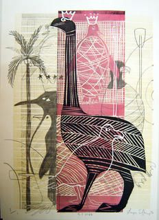 Printmaking - sheyne tuffery