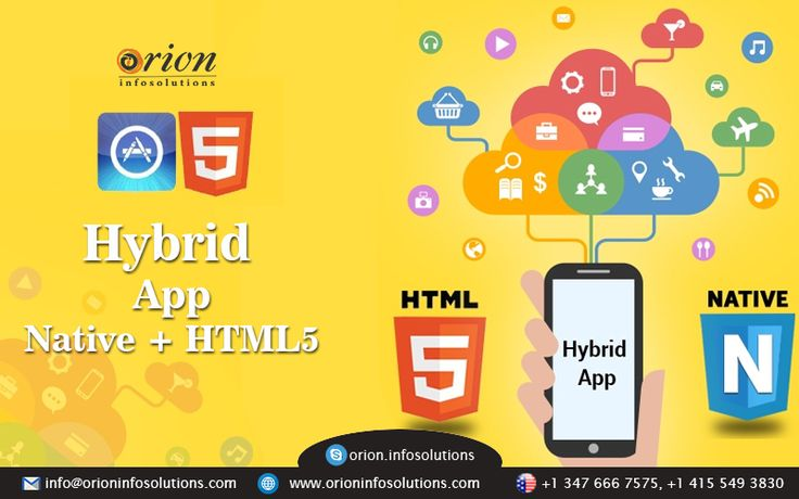 Orion Infosolutions offers you extremely dedicated and experienced hybrid mobile application programmer that design and develop hybrid App with excellent features and work on high standard. Our dedicated developer are keen to develop your hybrid App and always serve you beyond your thoughts. We are specialist in developing hybrid App. for more information visit us @ https://www.orioninfosolutions.com/hybrid-mobile-app-development.php