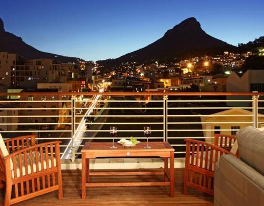 A view of Lions Head from a balcony - Soho on Strand