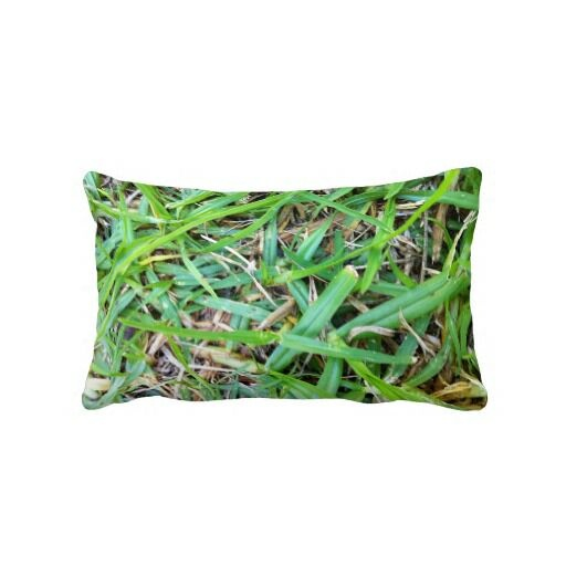 Relax...put your head on the grass (pillow)! @ http://www.zazzle.com.au/silverlime2013 #home #livingroom #garden