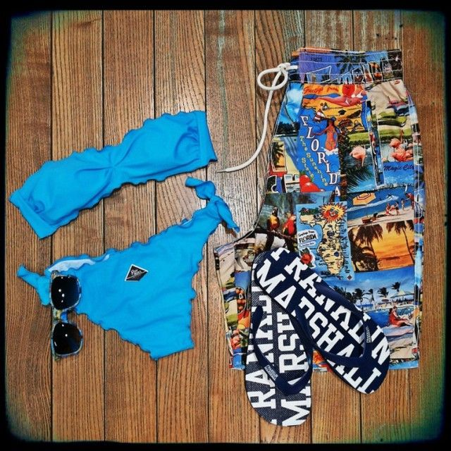 parte il fine settimana: CALDO...CALDISSIMO! da costume da bagno!!! buon week end!  #outlet #vertemate #jeans #community #beach #beachwear #franklinANDmarshall #royrogers #summer2015