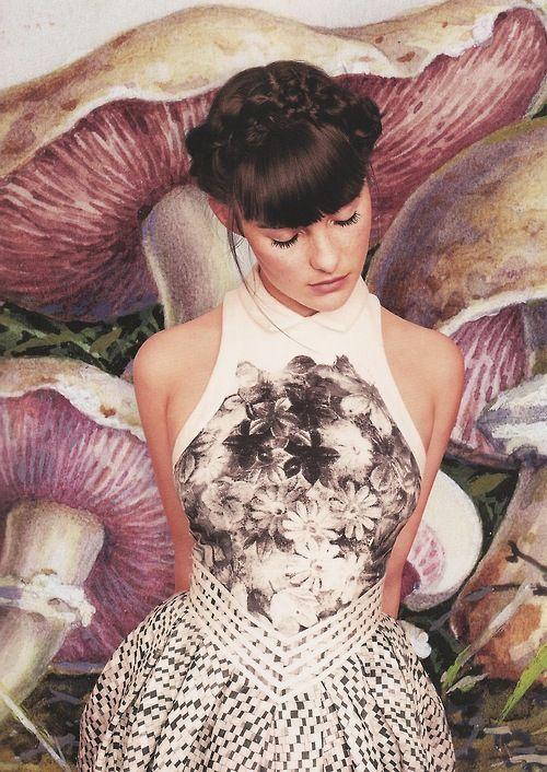 Lisa Mitchell for Yen Magazine 2012