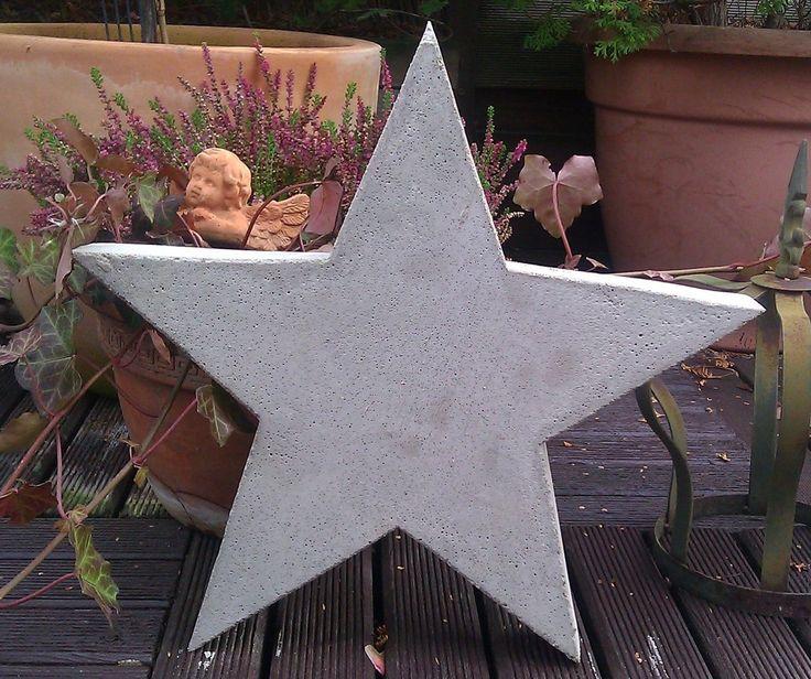 20 besten BETON-Dekoration für Garten, Terrasse \ Balkon Bilder - beton basteln garten