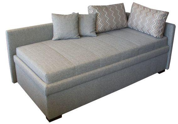 Ber ideen zu bettkasten auf pinterest jugendbett for Bettsofa mit matratze und bettkasten