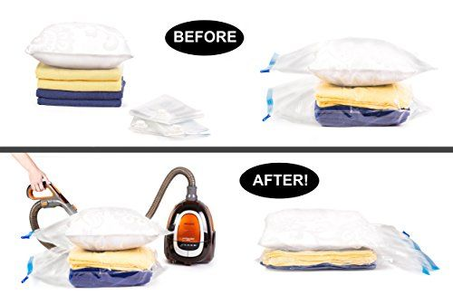 """awesome Greenco 4 Pack Space Saver Vacuum Storage Bags, Large Bags (23.6"""" X 31.4"""")"""