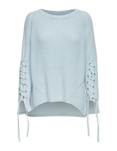 ONLY Noleta Laced-Sleeve Sweater
