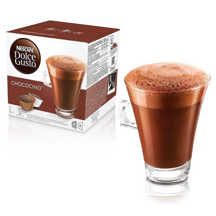Chococino - Chocolate Drinks | NESCAFÉ® Dolce Gusto® | NESCAFÉ® Dolce Gusto®