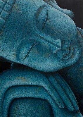 Blue Buddha Quote Collective: Buddha Art | Art | Pinterest ...