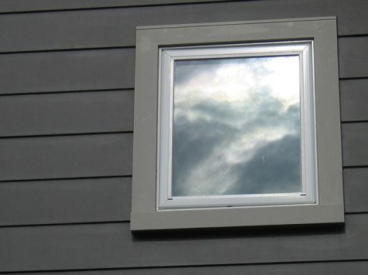 Exterior Window Sill Stucco Exterior