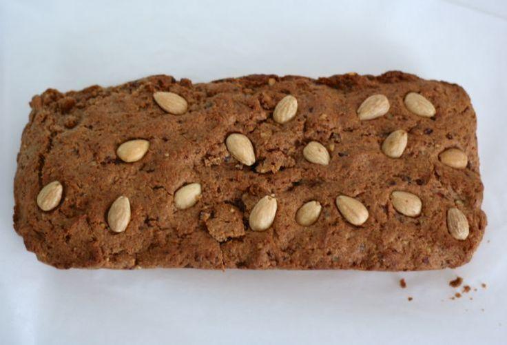 Healthy baking: Vegan speculaascake