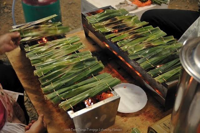 Malay Otah-Otah, Otak-Otak Recipe ~ Singapore Food | Recipes