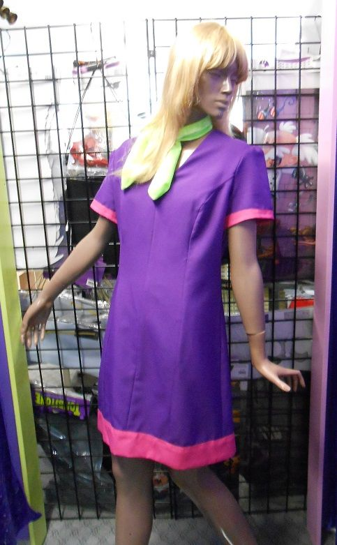 1970's Daphne -Scooby Doo - Available fore hire - size 10/12