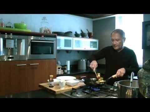 Kip Kecap met Hollandse groente - YouTube