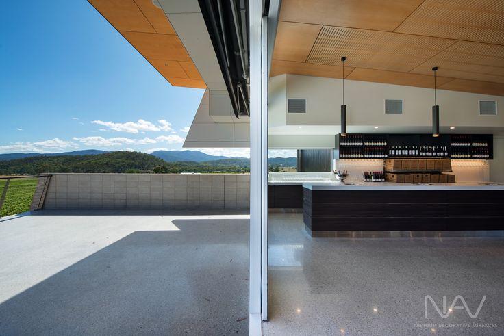 Inside & Outside.  Navurban™ Windsor. Designer: M G Design & Building Pty Ltd Photography: Matthew Mallet Photography  Builder: Bright Alpine Builders Pty Ltd Joinery: Wilko Cabinets