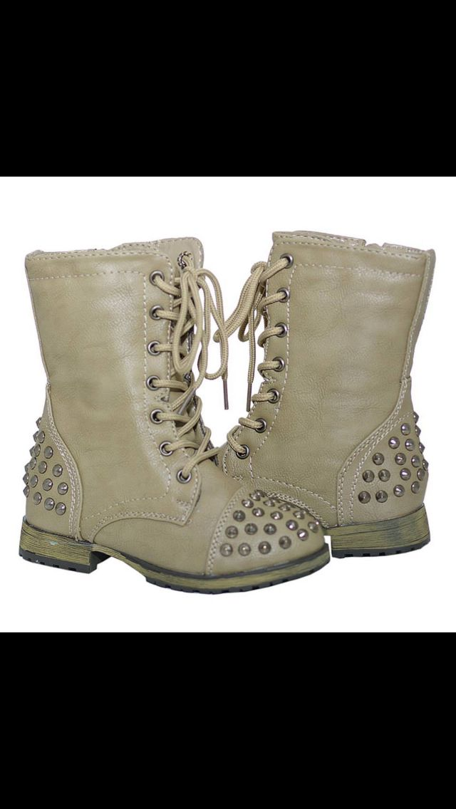 Baby Combat Boots - Boot Hto