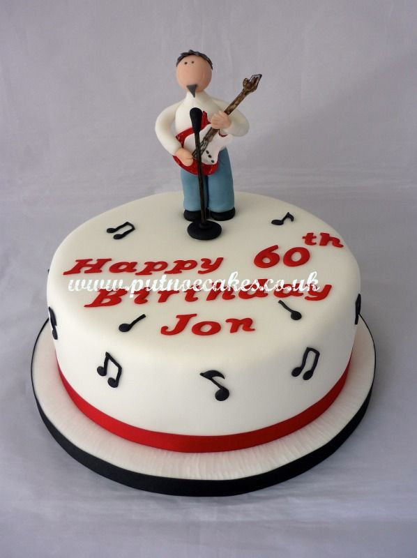 Birthday Cake Guitar Chords