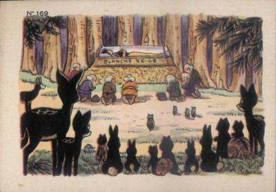 Biancaneve e i sette nani, 1939