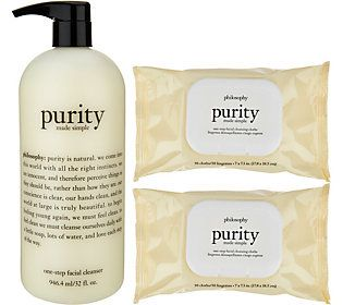 philosophy purity made simple cleanser Trio Auto-Delivery