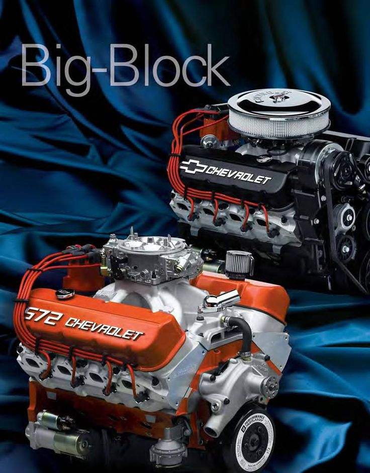 Chevy BIG BLOCKS