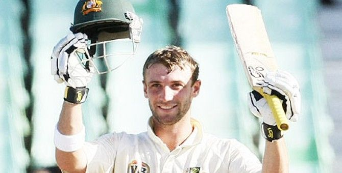 Cricketer Phillip Huges of Australia is in critical condition
