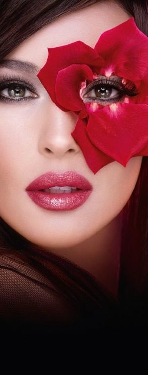 Rouge Dior Lipstick | House of Beccaria# ser pin to eye, flower, beauty only!