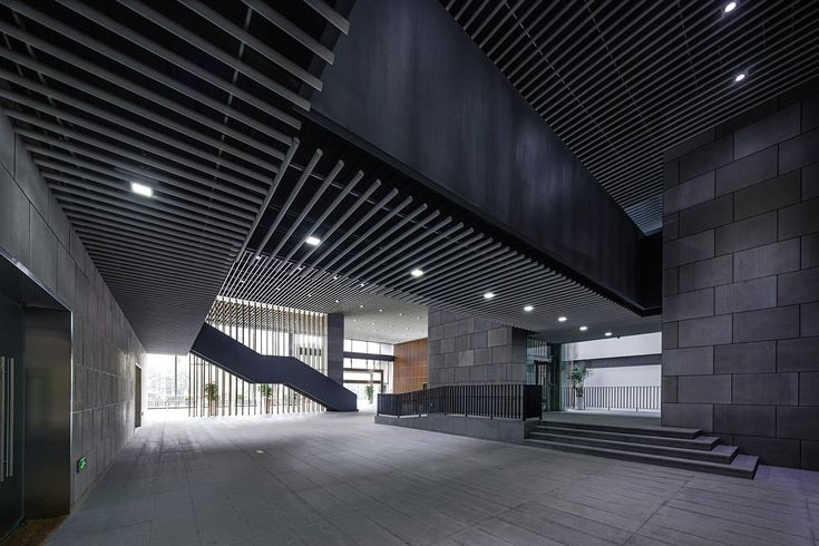 Gallery - Yinzhou City Investment Office Building Renovation / DC ALLIANCE - 1