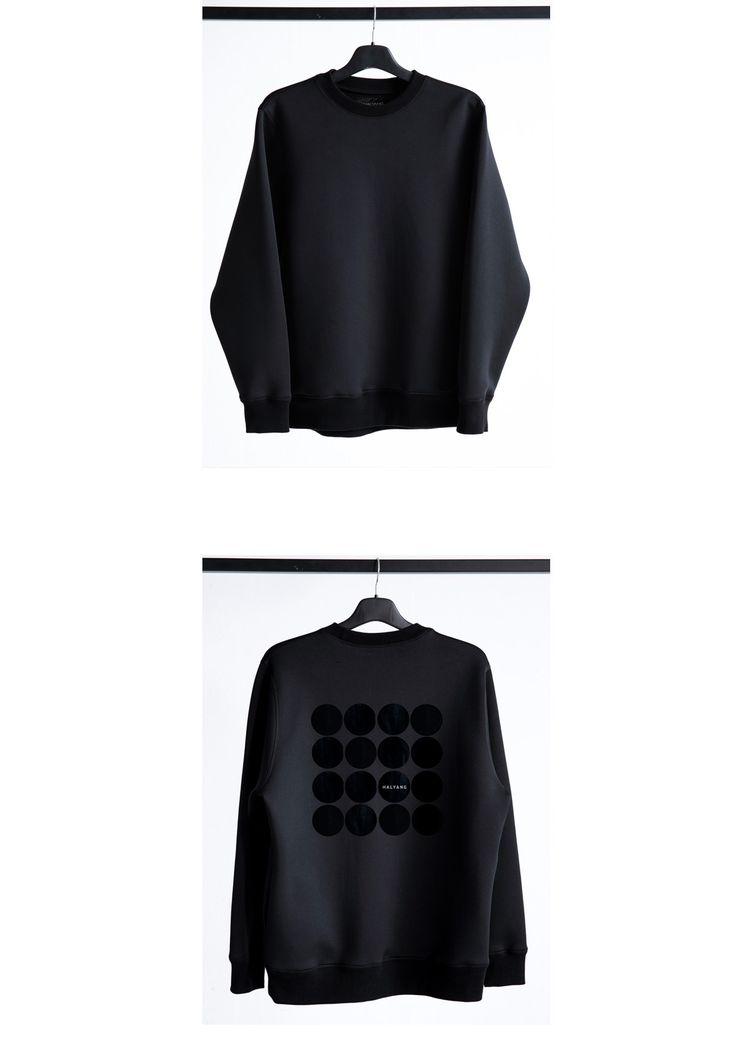 Neoprene Crew Sweatshirt, Kang Gary Halyang brand... I am sooo buying this