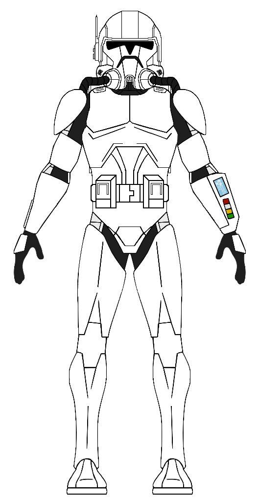Clone Bio Trooper template by Madskillz793 on DeviantArt