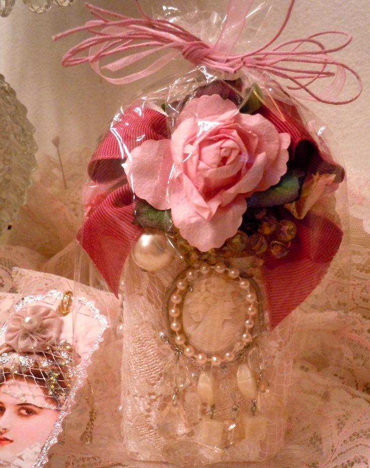 Romantic Victorian soap