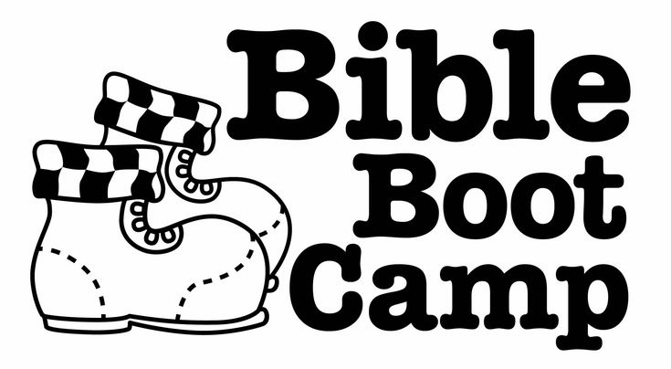 Bible Boot Camp VBS at Christian Games and Crafts