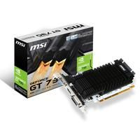 MSI N730K-2GD3H/LP (V809-001R)  Low Profile Design Low profile design saves more spaces. User can build slim or smaller system easier. Afterburner Overclocking Utility Support in-game video recording. Support wireless control by android/iOS handheld devices. Support built-in DX12 effect test. Native HDMI 1.4a Output HDMI 1.4a supports 1080P HD movie playback and TrueHD or DTS-HD audio transmission. 3DVision Ready Support for NVIDIA 3D Visionbringing a fully immersive stereoscopic 3D…
