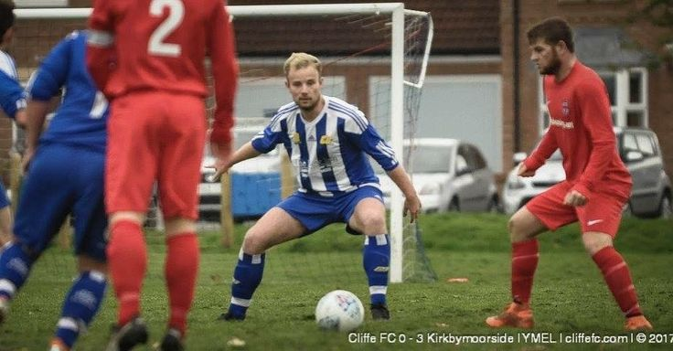 Set of photos from Saturdays loss against Kirkbymoorside over on Facebook.com/CliffeFC
