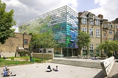Clapham Manor Primary School by dRMM Architects in London, United Kingdom