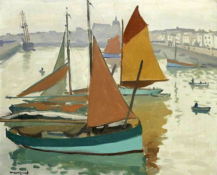 les sables d olonneby oil on canvas by albert marquet look into the art pinterest. Black Bedroom Furniture Sets. Home Design Ideas