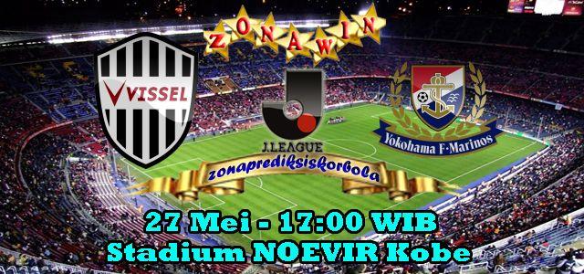 Prediksi Vissel Kobe vs Yokohama F Marinos 27 Juni 2015