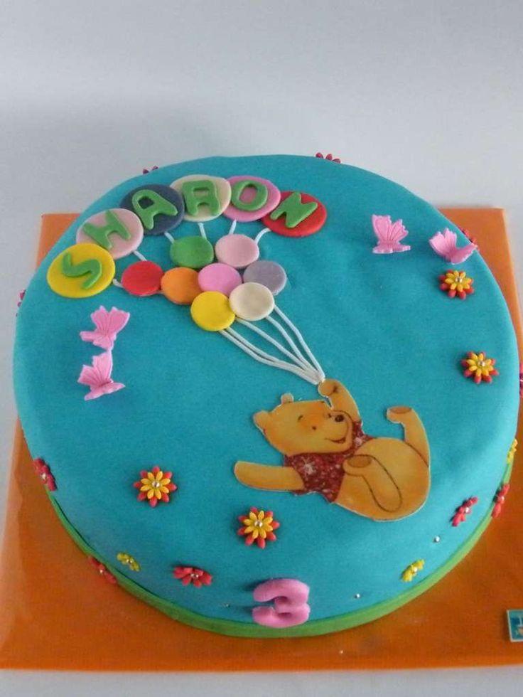 Decorazioni torte Winnie the Pooh  (Foto 22/41) | ButtaLaPasta