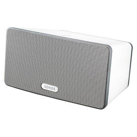 Sonos PLAY:3 Wireless Smart Speaker - White : Target