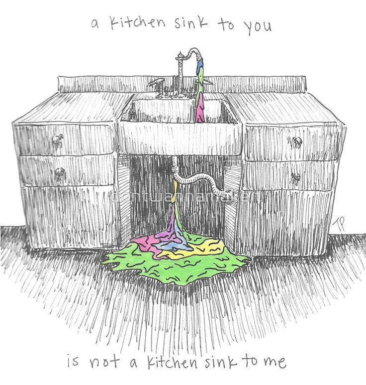 Kitchen Sink Twenty One Pilots Drawing kitchen sinktwenty one pilots illustration | twenty one pilots