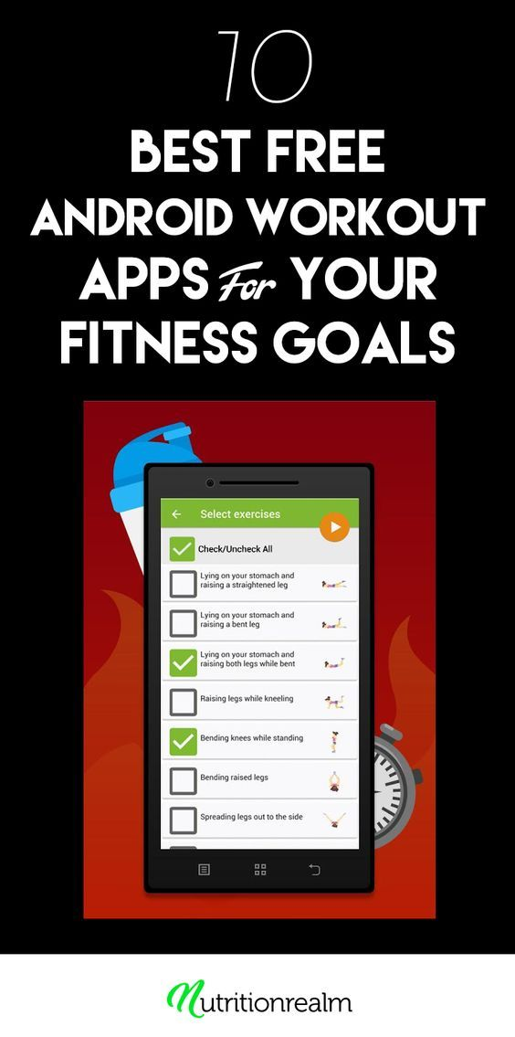 Top 10 Best Free Android Workout Apps For Your Fitness Goals