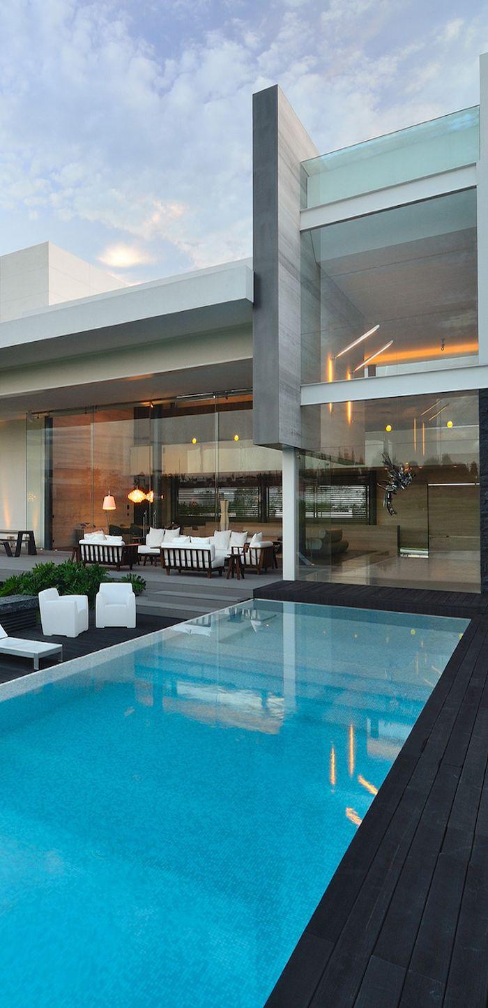 M s de 25 ideas incre bles sobre piscinas modernas en for Construccion de piscinas en mexico