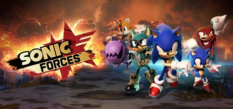 Sonic Forces Steam Store page is now available