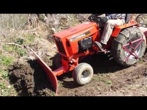 Youtube Tractors Garden Tractor Lego Tractor